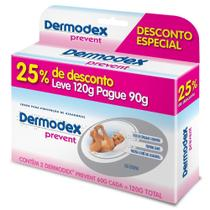 Dermodex Prevent Creme Com 120g - Takeda Pharma