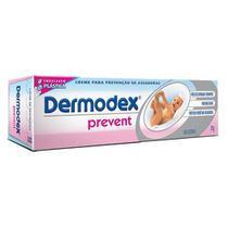 Dermodex Prevent Creme Para Prevenção de Assaduras 30g - Reckitt Benckiser