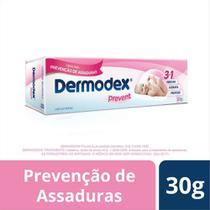 Dermodex Prevent Creme Para Prevenção de Assaduras 30g -