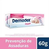 Dermodex Prevent Creme Para Prevenção de Assaduras 60g -