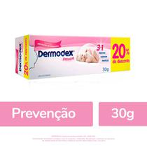 Dermodex Prevent Pomada p/ Prevenção de Assaduras 30g (Desc) -