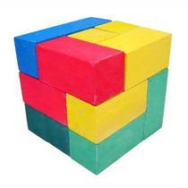 Desafio - Cubo para Montar Grande - Ciabrink -