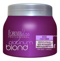 Desamareladora Matizador Platinum Blond Forever Liss 250g -