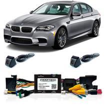 Desbloqueio Com Camera de Re e Camera Frontal BMW M5 2014 a 2016 Com DVD de Fabrica FT RC BM12 - Faaftech