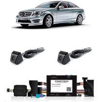 Desbloqueio Com Camera de Re e Camera Frontal Mercedes Classe C 2015 a 2018 FT RC MB15 - Faaftech