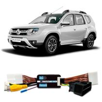 Desbloqueio De Camera de Re Renault Duster 2013 a 2019 Com Media Nav FT RC RN - Faaftech