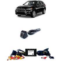 Desbloqueio De Multimidia com Camera BMW X1 2017 - Faaftech