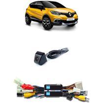 Desbloqueio De Multimidia com Camera Renault Captur 2018 a 2019 - Faaftech