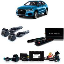Desbloqueio De Multimidia com TV Digital 1Seg Camera de Re e Frontal Audi Q3 2012 a 2018 - Faaftech