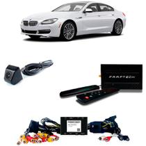 Desbloqueio De Multimidia com TV Digital 1Seg e Camera BMW M6 2014 a 2016 - Faaftech