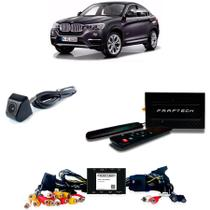 Desbloqueio De Multimidia com TV Digital 1Seg e Camera BMW X4 2015 a 2016 - Faaftech