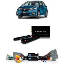 Desbloqueio De Multimidia com TV Digital 1Seg Honda Fit 2018 EXL - Faaftech