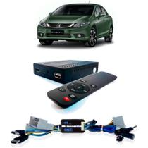 Desbloqueio De Multimidia com TV Digital Full HD Honda Civic 2016 - Faaftech
