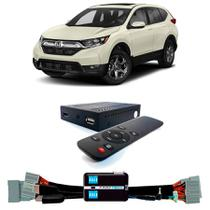 Desbloqueio De Multimidia com TV Digital Full HD Honda CRV 2018 Com HDMI - Faaftech
