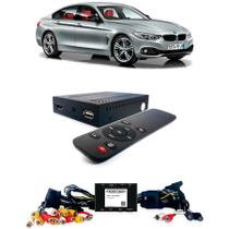 Desbloqueio De Multimidia com TV Full HD BMW Serie 4 2014 a 2016 - Faaftech