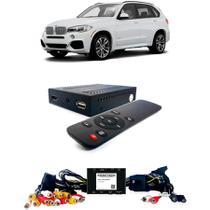 Desbloqueio De Multimidia com TV Full HD BMW X5 2014 a 2016 - Faaftech