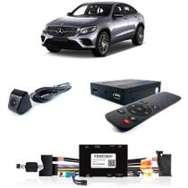 Desbloqueio De Multimidia com TV Full HD e Camera Mercedes Classe GLC 2016 a 2017 - Faaftech