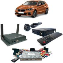 Desbloqueio De Multimidia com TV Full HD Espelhamento e Camera BMW Serie 1 2017 a 2018 - Faaftech