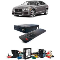 Desbloqueio De Multimidia com TV Full HD Jaguar XE Type 2017 - Faaftech