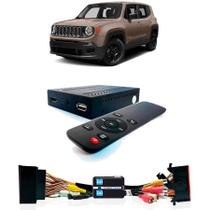 Desbloqueio De Multimídia com TV Full HD Jeep Renegade 2015 a 2019 - Faaftech