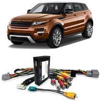 Desbloqueio De Multimidia Land Rover Range Rover Evoque 2012 a 2015 FT VF LR12 - Faaftech