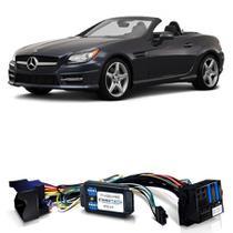 Desbloqueio De Multimidia Mercedes Classe SLK 2012 a 2015 Com DVD FT VF NTG4.5 - Faaftech