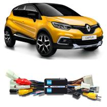 Desbloqueio De Multimidia Renault Captur 2018 a 2019 Com Media Nav FT VF RN - Faaftech