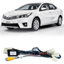 Desbloqueio De Multimidia Toyota Corolla 2015 a 2019 Com DVD de Fabrica FT VF TY - Faaftech