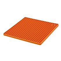 Descanso de Panela de Silicone Laranja 22352 - Dcasa
