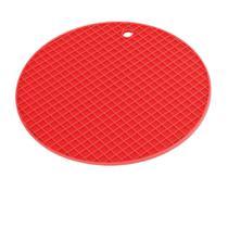 Descanso de Panela de Silicone redondo 20 cm - Uny Home