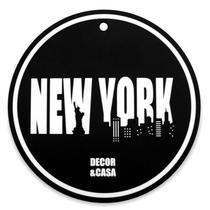 Descanso de Panela Preto New York - DC