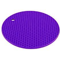Descanso De Panela Silicone Protetor Térmico Antiaderente - Facibom