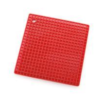 Descanso de Panela Silicone quadrado Electrolux Vermelho -
