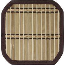 Descanso para panela de bambu sortido - Oitonline