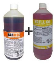 Descarbonizante Carbloc 1l Limpeza De Carburador E Brilho 1L - Equimica