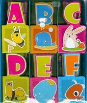 Descobrindo letras e números - Cedic