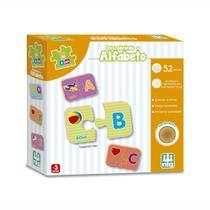 Descobrindo o Alfabeto - Madeira - Nig - Nig Brinquedos