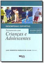 Desempenho esportivo: treinamento com criancas e a - Phorte -