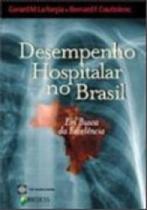 Desempenho hospitalar no brasil - Editora Singular