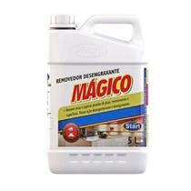 Desengordurante Sujeira Pesada Magico Start 5l Remove Cera - Loja Cleanup