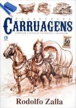 Desenhando carruagens - 1 - Editora criativo