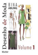 Desenho de moda - volume 1 - Edgard Blucher