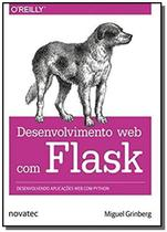 Desenvolvimento web com flask - novatec -