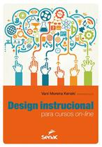 Design Instrucional para Cursos On-line - Editora Senac -