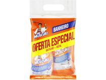 Desinfetante Mr Músculo Banheiro Original - com Refil