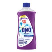 Desinfetante para Uso Geral Lavanda Omo Pisos Frasco 450ml -
