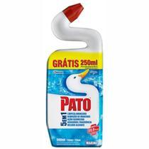 Desinfetante Pato Purific Marine Azul Leve 750 Ml Pague 500 Ml - Patp