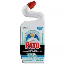 Desinfetante Pato Uso Geral Cloro Gel Marine 500ml -