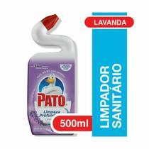 Desinfetante Sanitario Purific Germinex 500ml Lavanda 1 UN Pato -