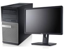 Desktop Dell Optplex 7010T  I5 3470 1TB/8GB + Monitor Dell 23